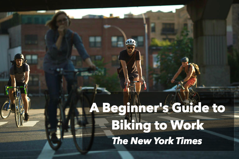 Beginner's Guide to Biking to Work